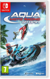 Aqua Moto Racing Utopia (Nintendo Switch nieuw)