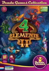 4 Elements II (Denda PC game nieuw)