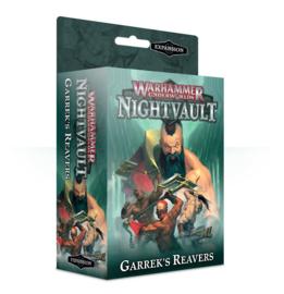 Warhammer Underworlds Nightvault Garrek's Reavers (Warhammer nieuw)
