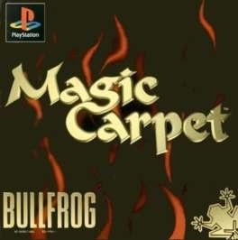 Magic Carpet (PS1 tweedehands game)