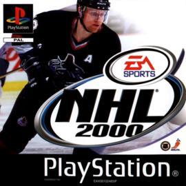 NHL 2000 (PS1 tweedehands game)