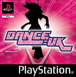 Dance UK (game only)(ps1 tweedehands game)
