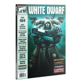 White Dwarf Issue 464 - Mei 2021 (Warhammer nieuw)