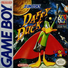 Daffy Duck (Gameboy tweedehands game)