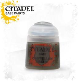 Citadel Base Castellan Green 12 Ml (Warhammer Nieuw)