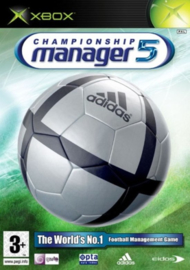 Championship Manager 5 (xbox used game)