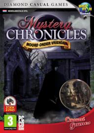 Mystery Case Files Moord onder vrienden (PC game nieuw)