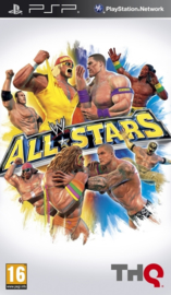 WWE All Stars (PSP tweedehands game)