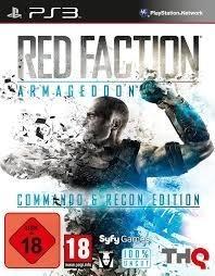 Red Faction Armageddon commando & Recon edition (ps3 nieuw)