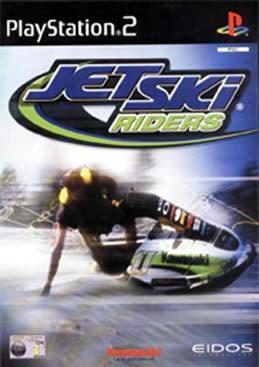 Jet Ski Riders (ps2 used game)