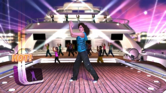Zumba fitness Rush (xbox 360 tweedehands game)