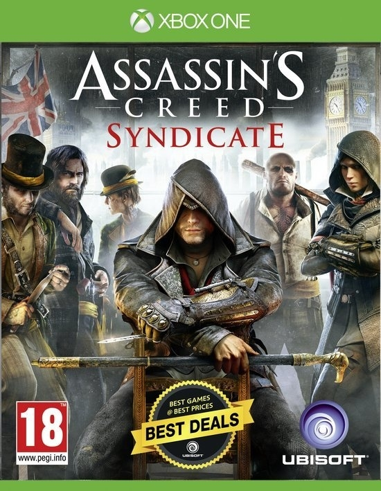 Assassin's Creed Syndicate (xbox one tweedehands)