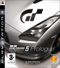 Gran Turismo Prologue (ps3 used game)