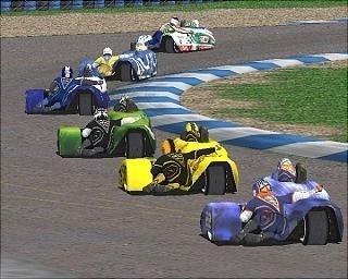 Crescent Suzuki Racing (ps2 used game)