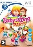 Babysitting Party (wii used game)