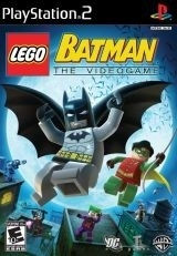 Lego Batman (ps2 used game)