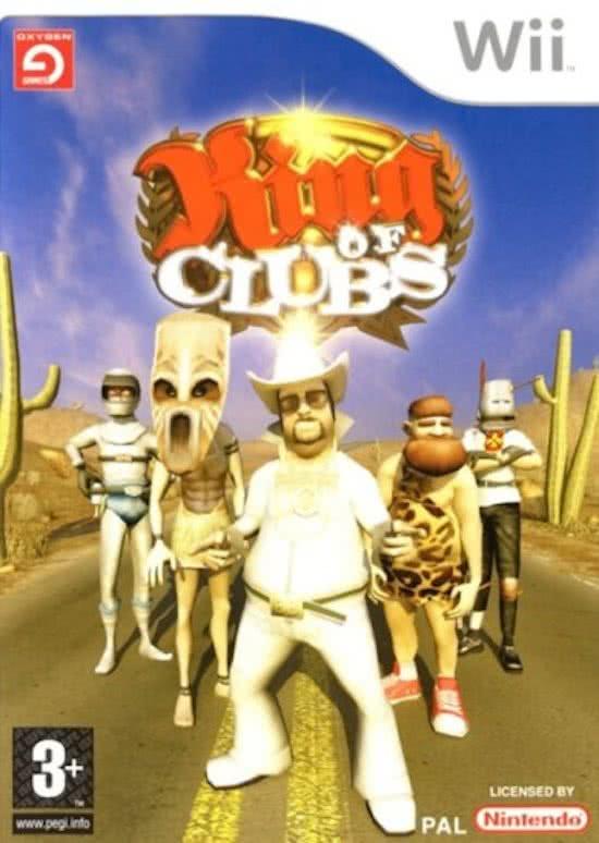 King of Clubs  (Wii tweedehands game)