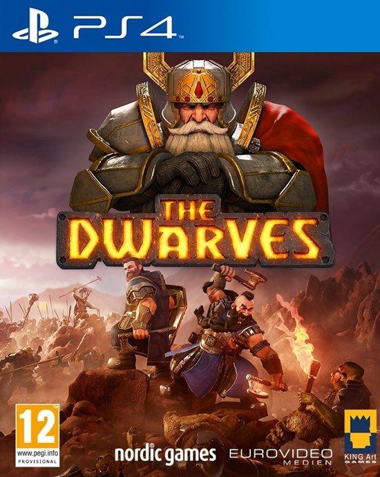 The Dwarves (ps4 nieuw)