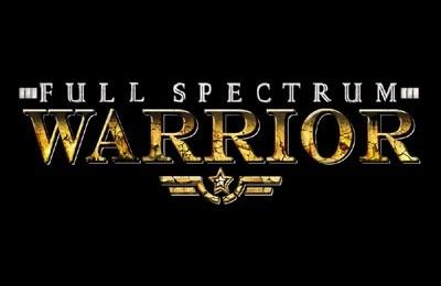Full Spectrum Warrior (ps2 used game)