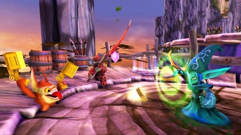 Skylanders Spyro's Adventure (ps3 used game)