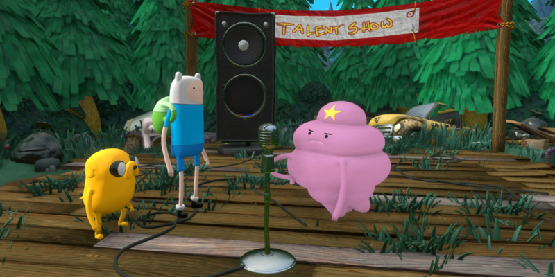 Adventure Time: Finn & Jake Investigations  (xbox one nieuw)