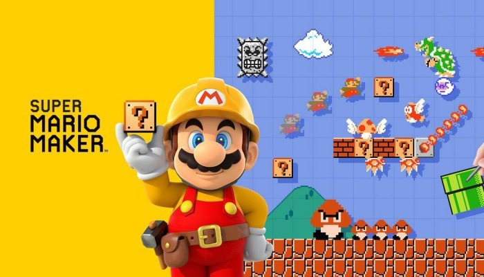 Super Mario Maker  Amiibo Bundle (Nintendo Wii U nieuw)
