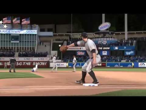 MLB 14 the Show (PS Vita nieuw)