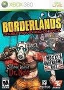 Borderlands twee uitbreidingen voor de game (xbox 360 tweedehands addon)