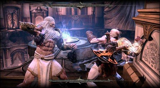 God of War III remastered (ps4 nieuw)