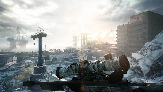 Sniper Ghost Warrior Contracts (ps4 nieuw)