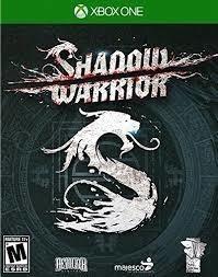 Shadow Warrior (xbox one nieuw)