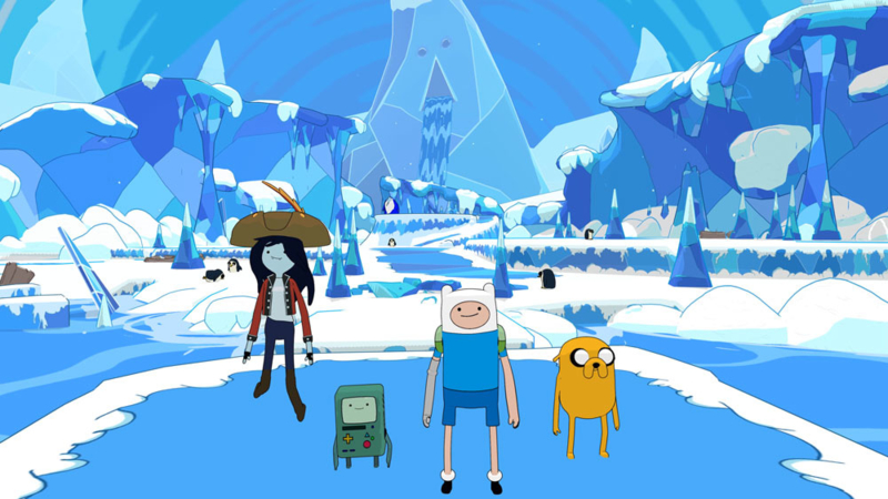 Adventure Time: Pirates of the Enchiridion (ps4 nieuw)