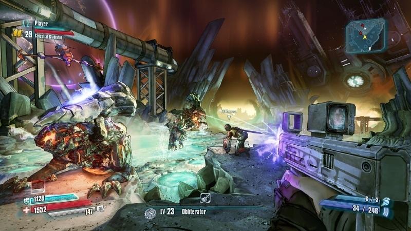 Borderlands the Pre-Sequel (xbox 360 used game)