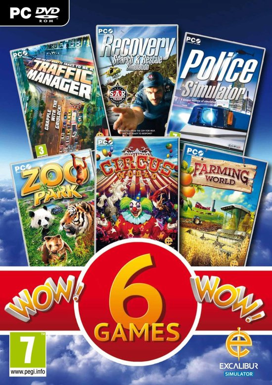 Wow Collection (6 Pack) (pc nieuw)