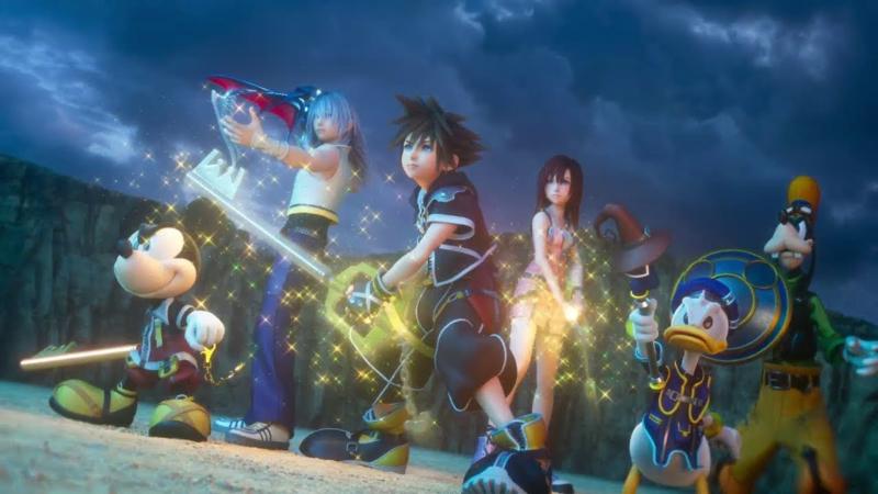 Kingdom Hearts III (Xbox One Nieuw)