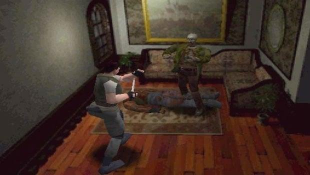 Resident Evil Director's cut (playstation tweedehands game)