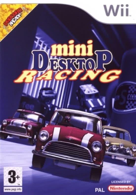 Mini Desktop Racing (Wii used game)