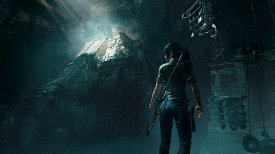 Shadow of the Tomb Raider (xbox one nieuw)