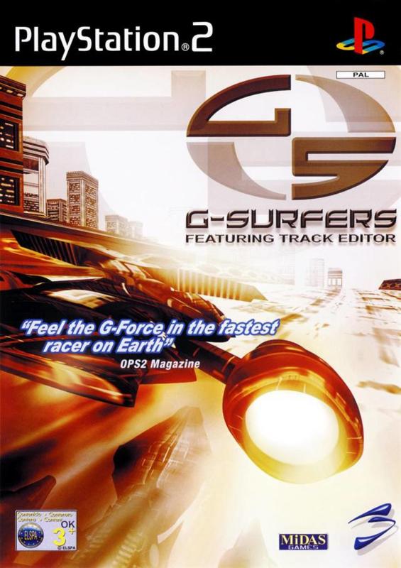 G Surfers (ps2 nieuw)