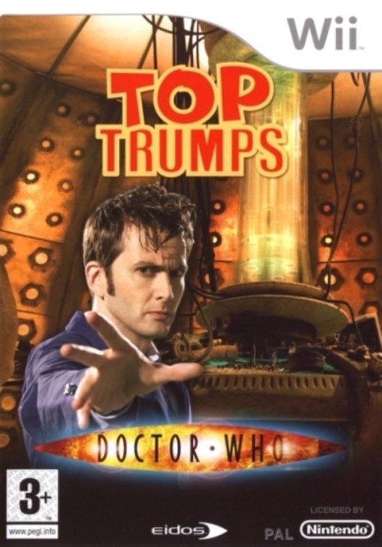 Top Trumps Doctor Who (Nintendo Wii nieuw)