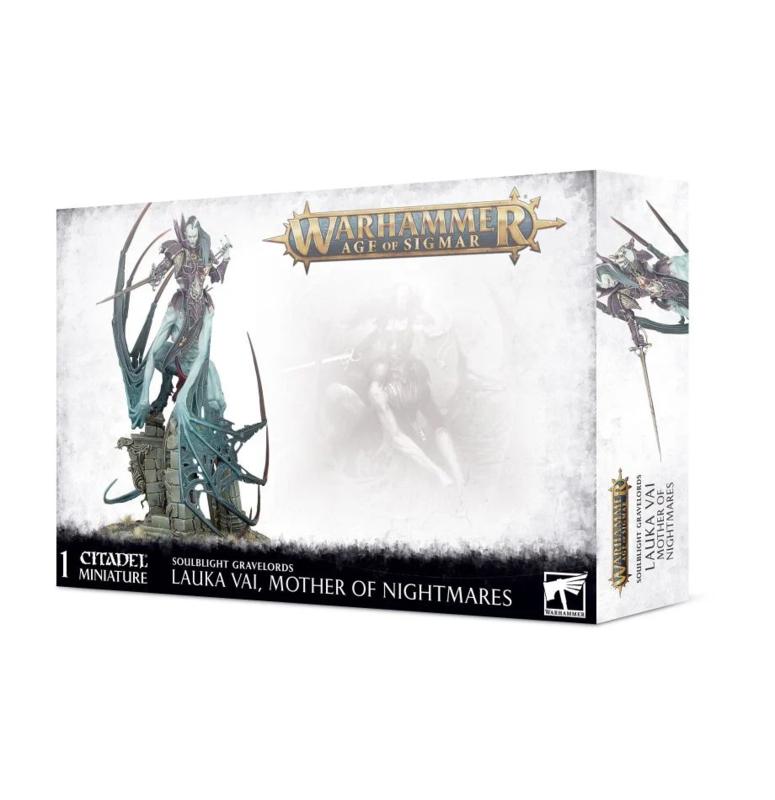 Lauka Vai Mother of Nightmares (Warhammer Age of Sigmar nieuw)
