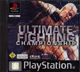 Ultimate Fighting Championship(ps1 tweedehands game)