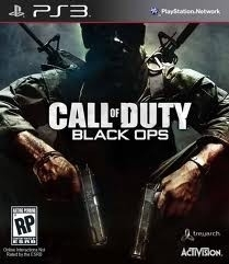 Call of Duty Black Ops (ps3 used game)
