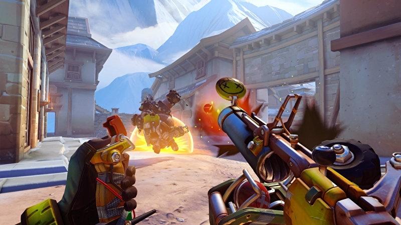 Overwatch Origins Edition (Xbox One nieuw)