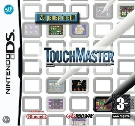 Touchmaster (Nintendo DS nieuw)