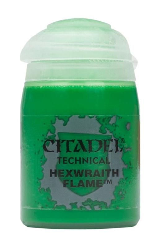 Citadel  colour Technical Hexwraith Flame  24 Ml (Warhammer Nieuw)