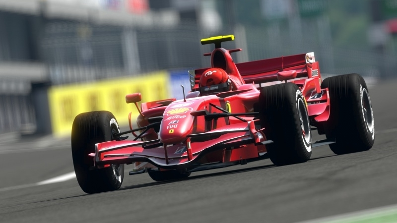 Gran Turismo 5 prologue platinum (ps3 used game)