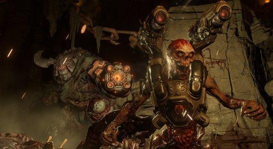 Doom UAC-Pakket editie (Xbox One nieuw)