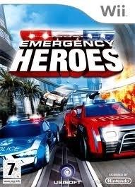 Emergency Heroes (wii used game)