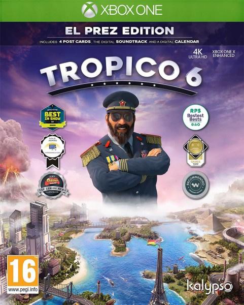 Tropico 6 El Prez Edition (xbox one nieuw)